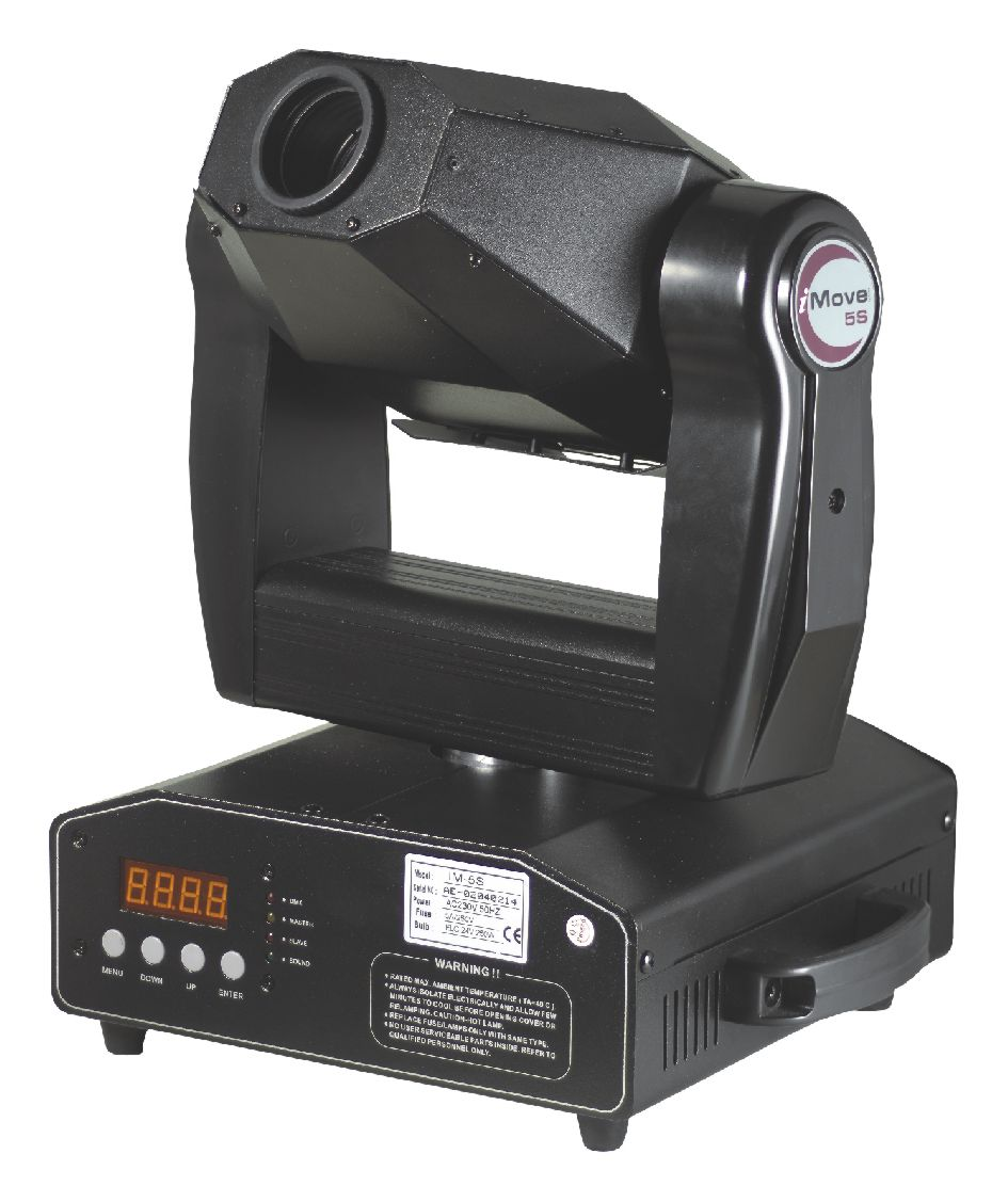 Jb Lighting Moving Head Jb Systems Imove 5s Elc 250w 24v Incl