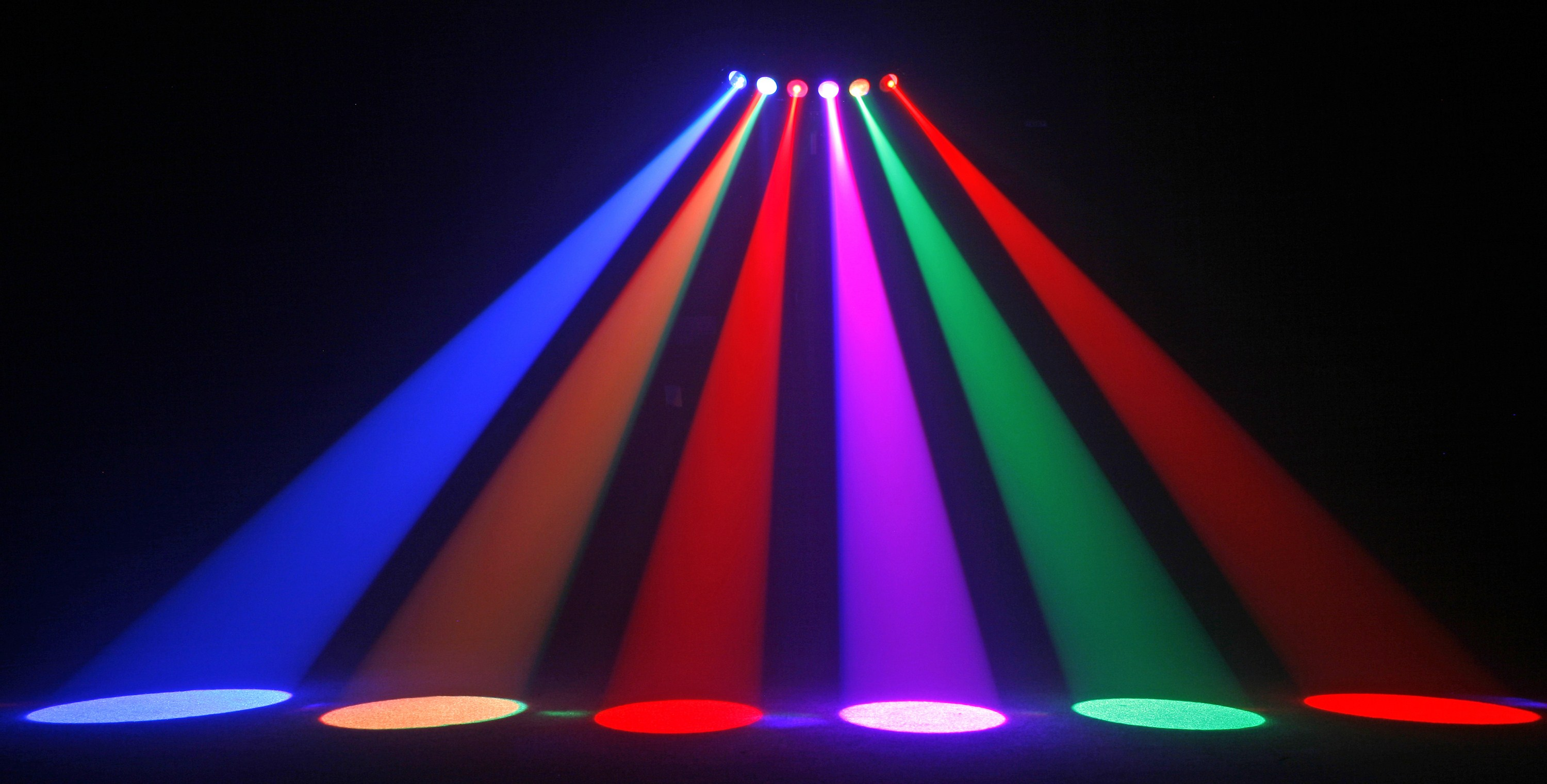 Led Dimmer Switch Jb Systems - Super Led Rainbow - Light Effects Dj & Club