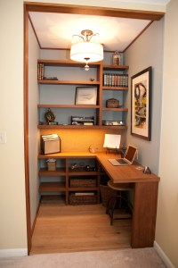 Janet Perry: Walk-in Closet to Home Office | 35 Main
