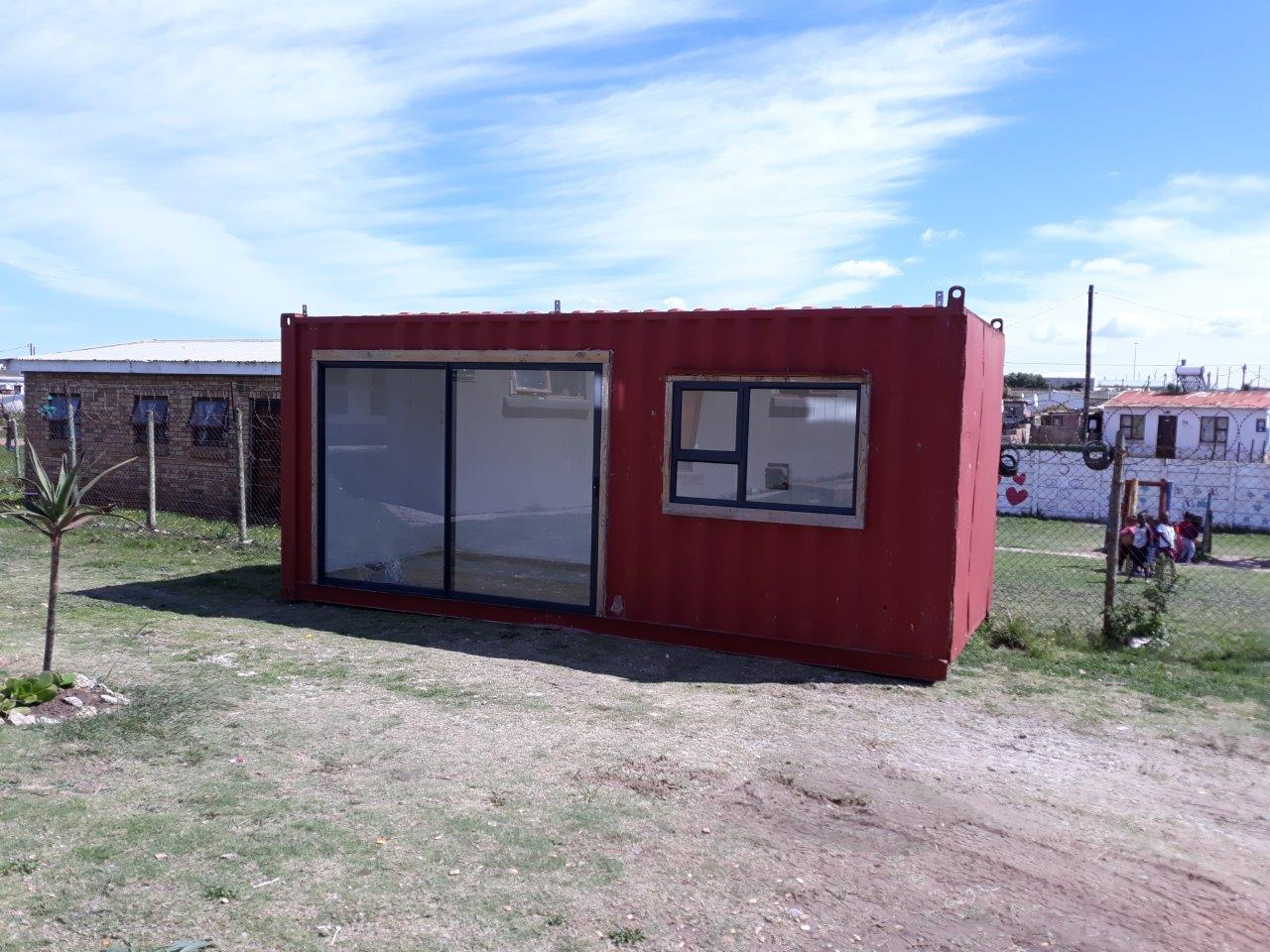 Container Haus Winterfest New Container For Jbay Recycling Project Jbay News