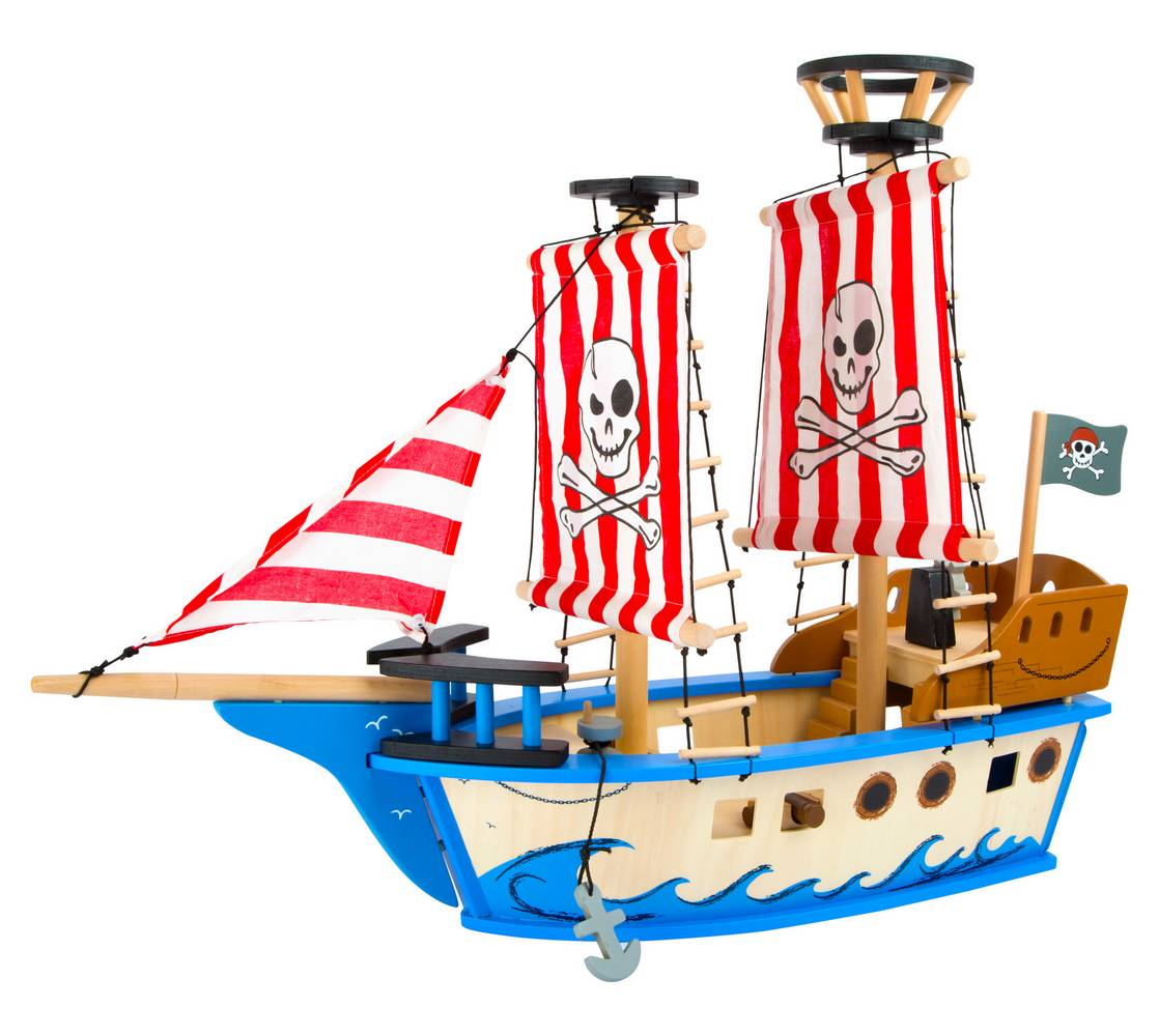 Letto Nave Dei Pirati Bateau De Pirate Jack Small Foot Design 208 1837 Leg10469