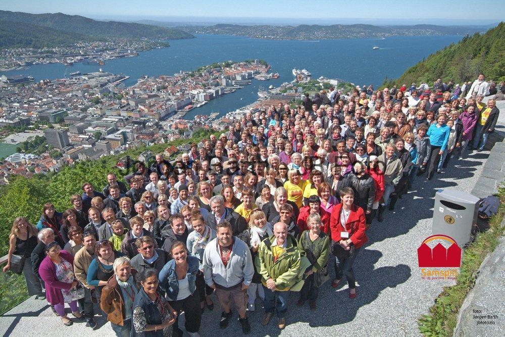 Gruppe Fløyen, bilde