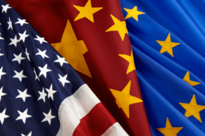 International politics and trading