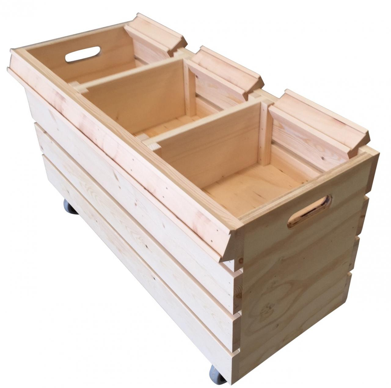 Fruit Bins For Sale Rustic Wood Retail Store Product Display Fixtures