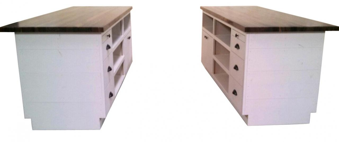 Rustic Wood Retail Store Product Display Fixtures  Shelving - Idea