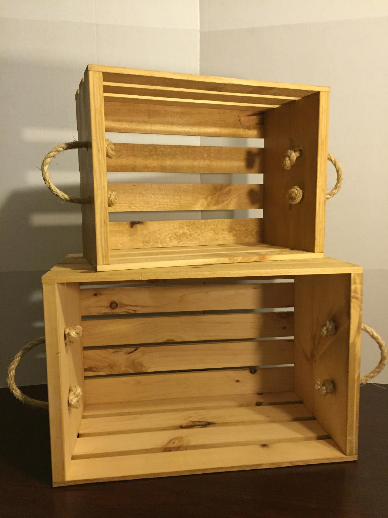 Cheap Wooden Crates Wooden Crates Wholesale Good Superb Wooden Crates