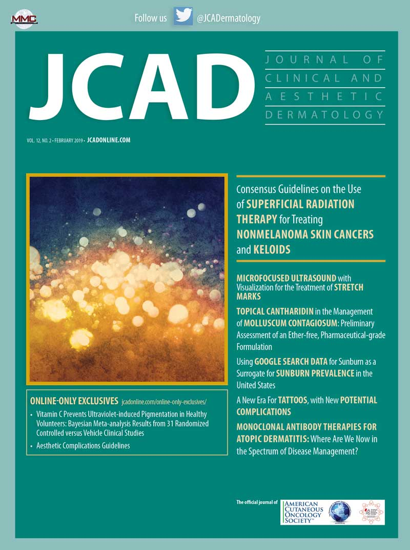 Journal Of Clinical Jcad The Journal Of Clinical And Aesthetic Dermatology