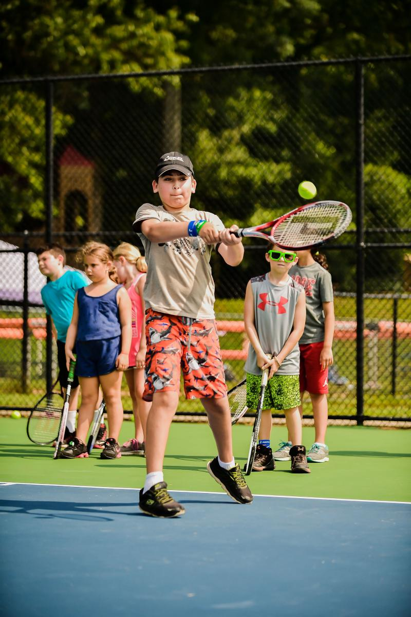 Tennis For Toddlers Tennis Jewish Community Center Of Greater Baltimore
