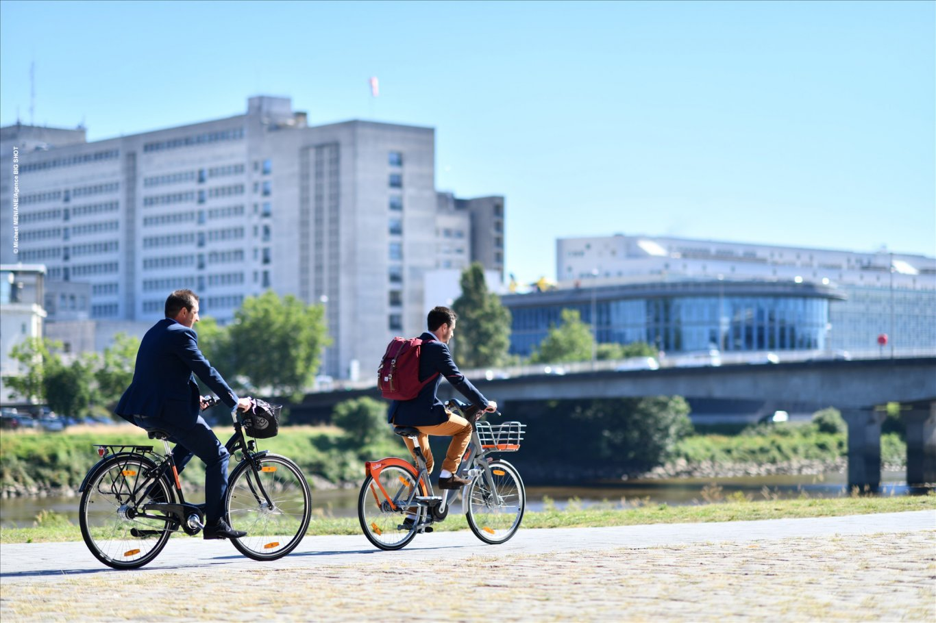 Lyon Nantes Record Results For New Mobility Services Rolled Out By Jcdecaux In