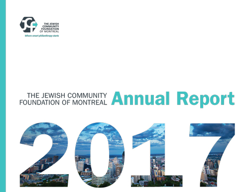 JCF Montreal Annual Reports - JCF Montreal