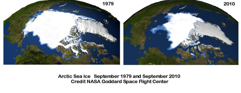 Current Sea Ice