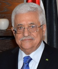PA President Mahmoud Abbas  -  The Palestinian Authority Presses Its Unilateral Process against Israel