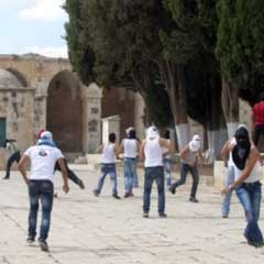 Growing Tensions in Jerusalem amid the Temple Mount Events