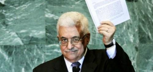 Mahmoud Abbas at the United Nations