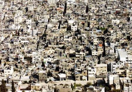 Balata refugee camp near Nablus