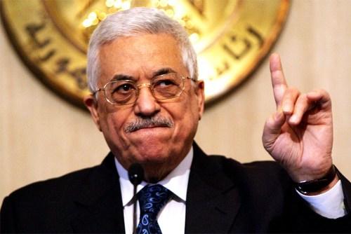 President Mahmoud Abbas
