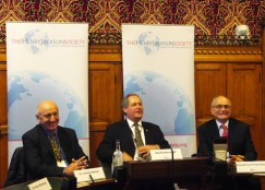 Jerusalem Center experts at the British House of Commons