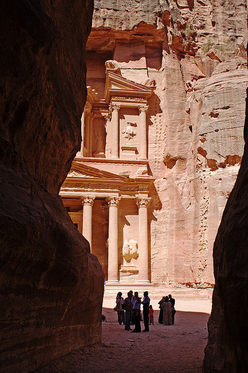Petra Lost Cities to Photograph Calgary Photographer Jeff Cruz Pictures