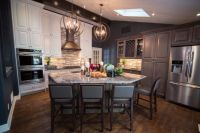 Equinox pendants featured on Property Brothers  JCTdesign
