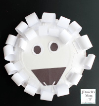 Welcome March by Creating Lion and Lamb Paper Plate Crafts ...