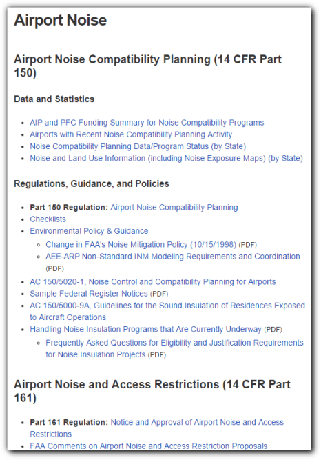 an analysis of the importance of the faas policies in the department of transportation Faa home regulations & policies advisory circulars (acs) get important info/data us department of transportation.