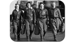 wasps women airforce service pilots