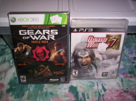 Is There Gears Of War For Ps3