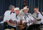 Finding the Unexpected at the Grey Fox Bluegrass Festival
