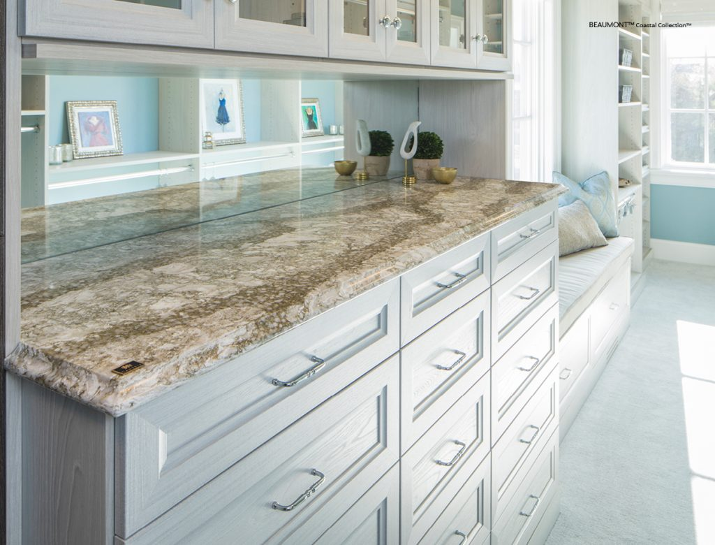 Beaumont Coastal Collection J D Countertop Cambria Quartz