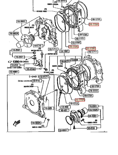 1991 mazda rx 7 engine diagram