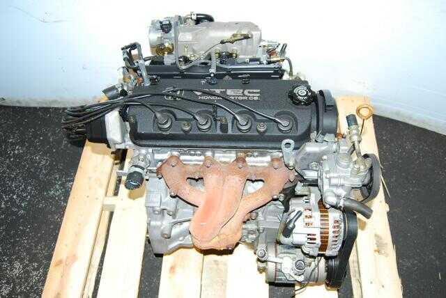 Accord F23A 23L VTEC Motors Honda JDM Engines  Parts JDM