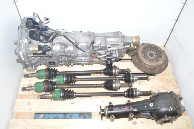 Impreza WRX 5MT Manual Transmissions Subaru JDM Engines  Parts