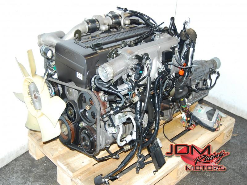 ID 1249 Supra MK4 2JZ GTE Twin Turbo and 2JZ GTTE Motors  Supra