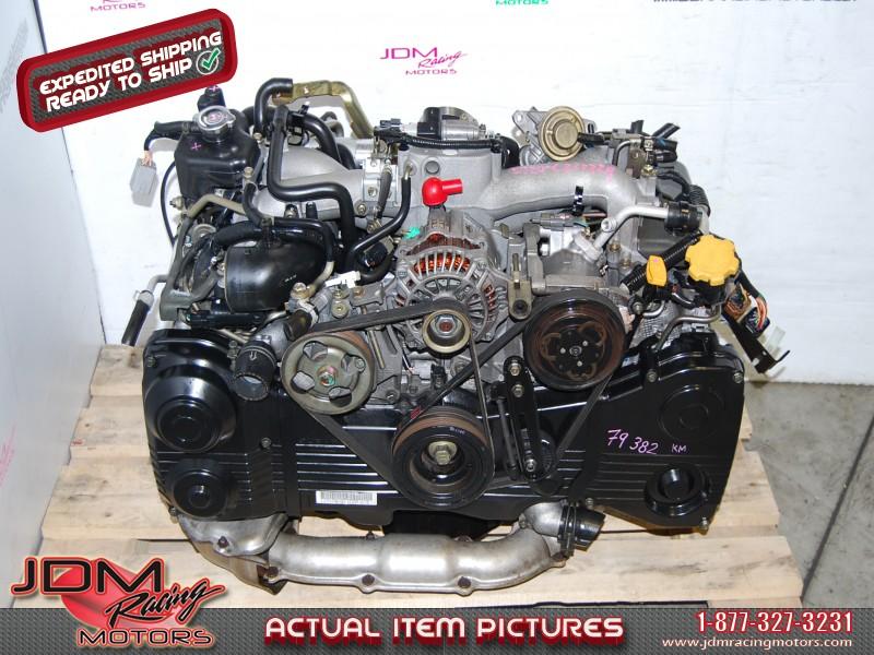 ID 2045 EJ205 Motors Impreza WRX Subaru JDM Engines  Parts