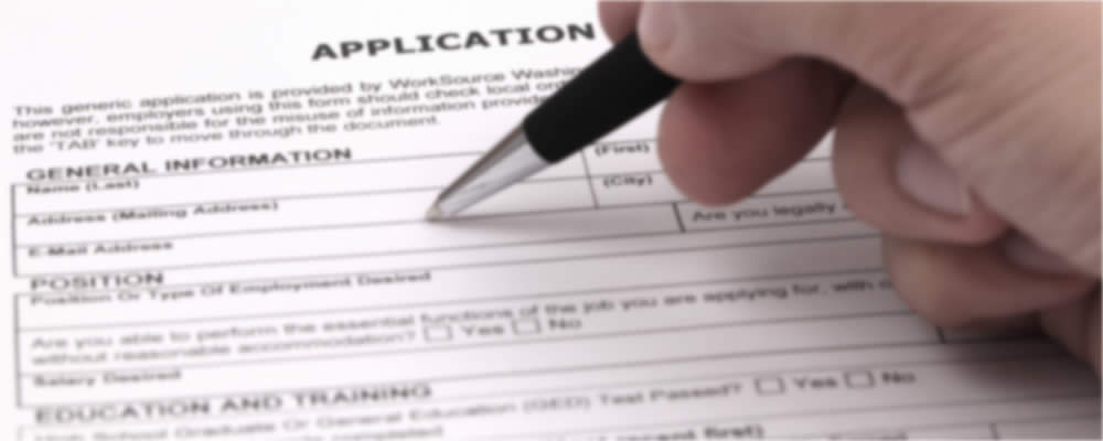 Insurance Application Forms for Downloading