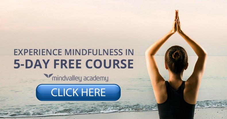 Free 5 Day Mindfulness Course
