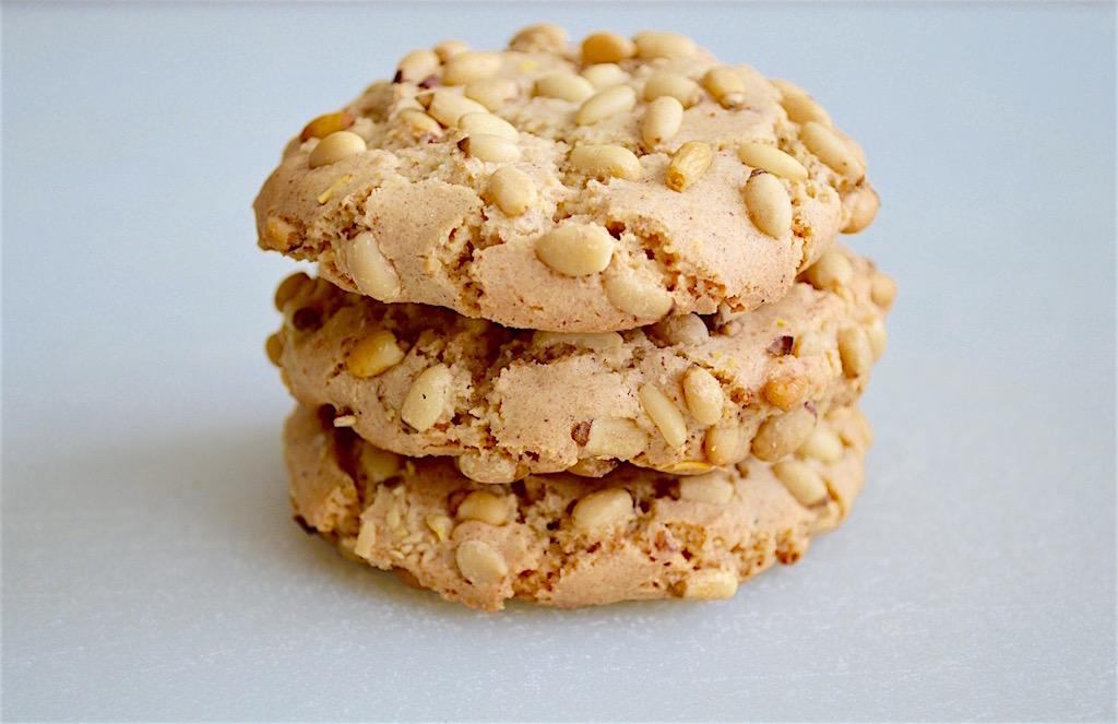 Spiced Pignoli Cookies