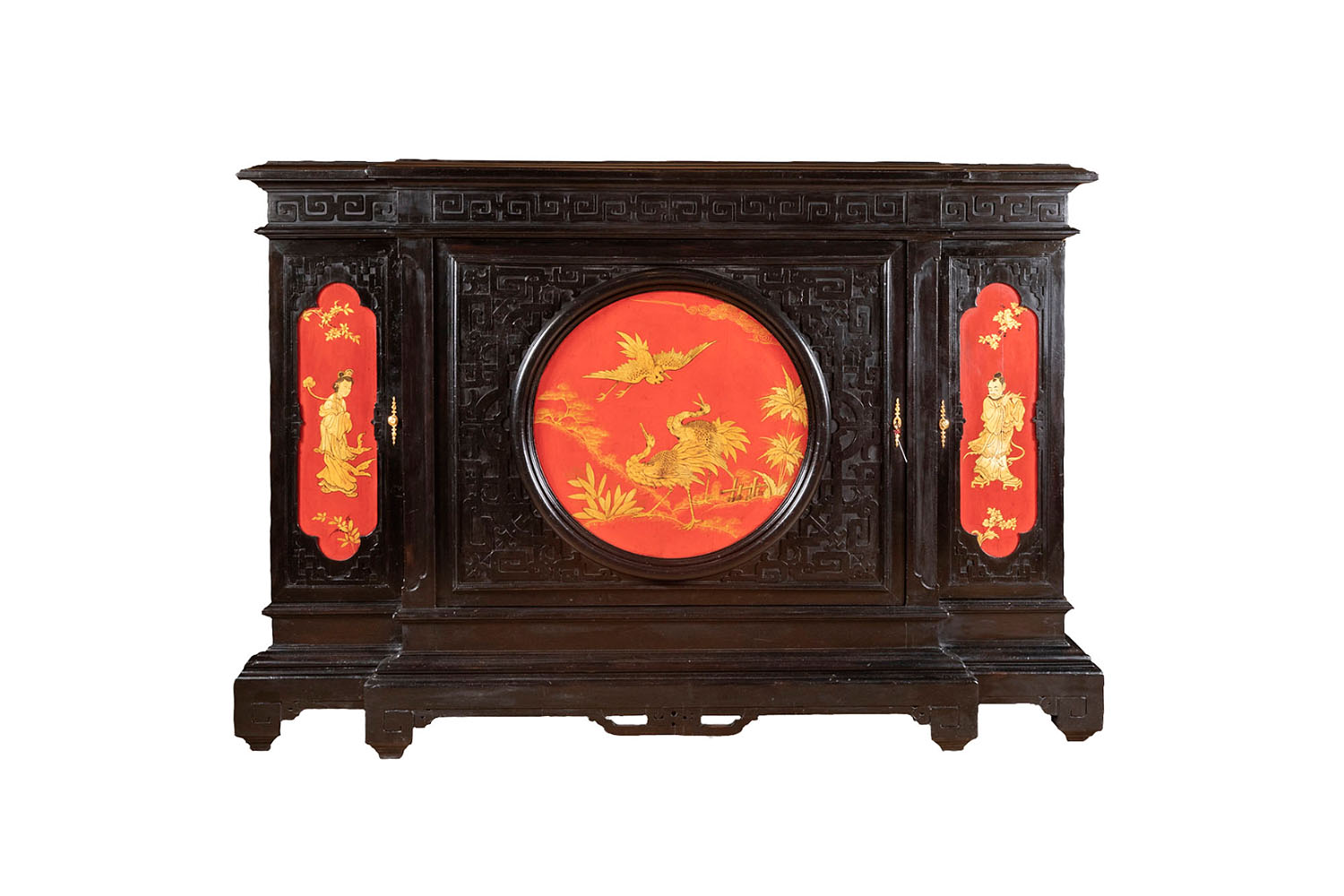 Meuble Chinois Rouge Meuble Rouge