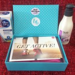 "Unboxing: BellaBox May 2014 ""Get Active!"" Beauty Box"