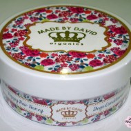 Review: Made by David Organics Happy Hair Honey Deep Conditioner