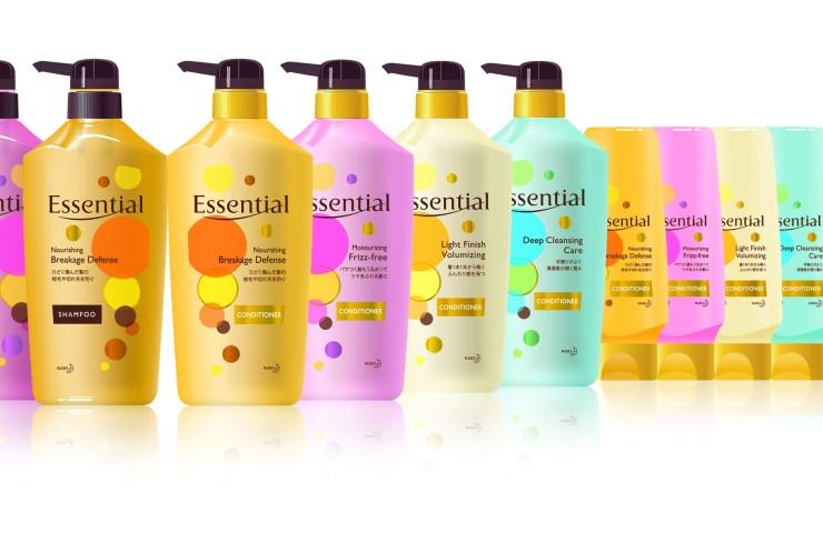 Review: Essential Light Finish Volumizing Shampoo & Conditioner, Moisturizing Frizz-Free Hair Treatment & Mask