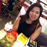 McDonald's Beef and Chicken Samurai Burgers