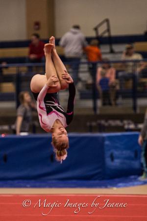 Jeanne Howe Rock Springs Gymnastics Photo 4