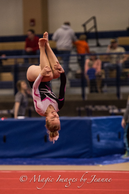 Jeanne Howe Rock Springs Gymnastics