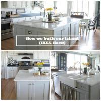 IKEA Hack {how we built our kitchen island} - Jeanne Oliver