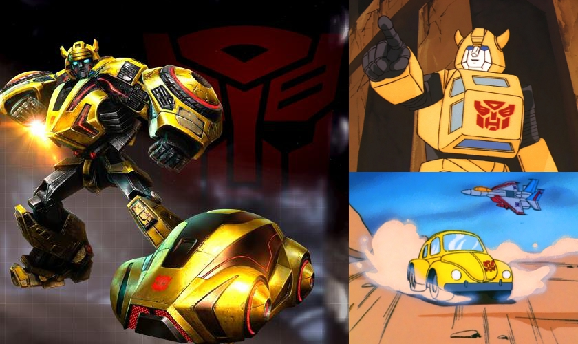 Car Transformer Live Wallpaper Transformers War For Cybertron Characters Compared To How