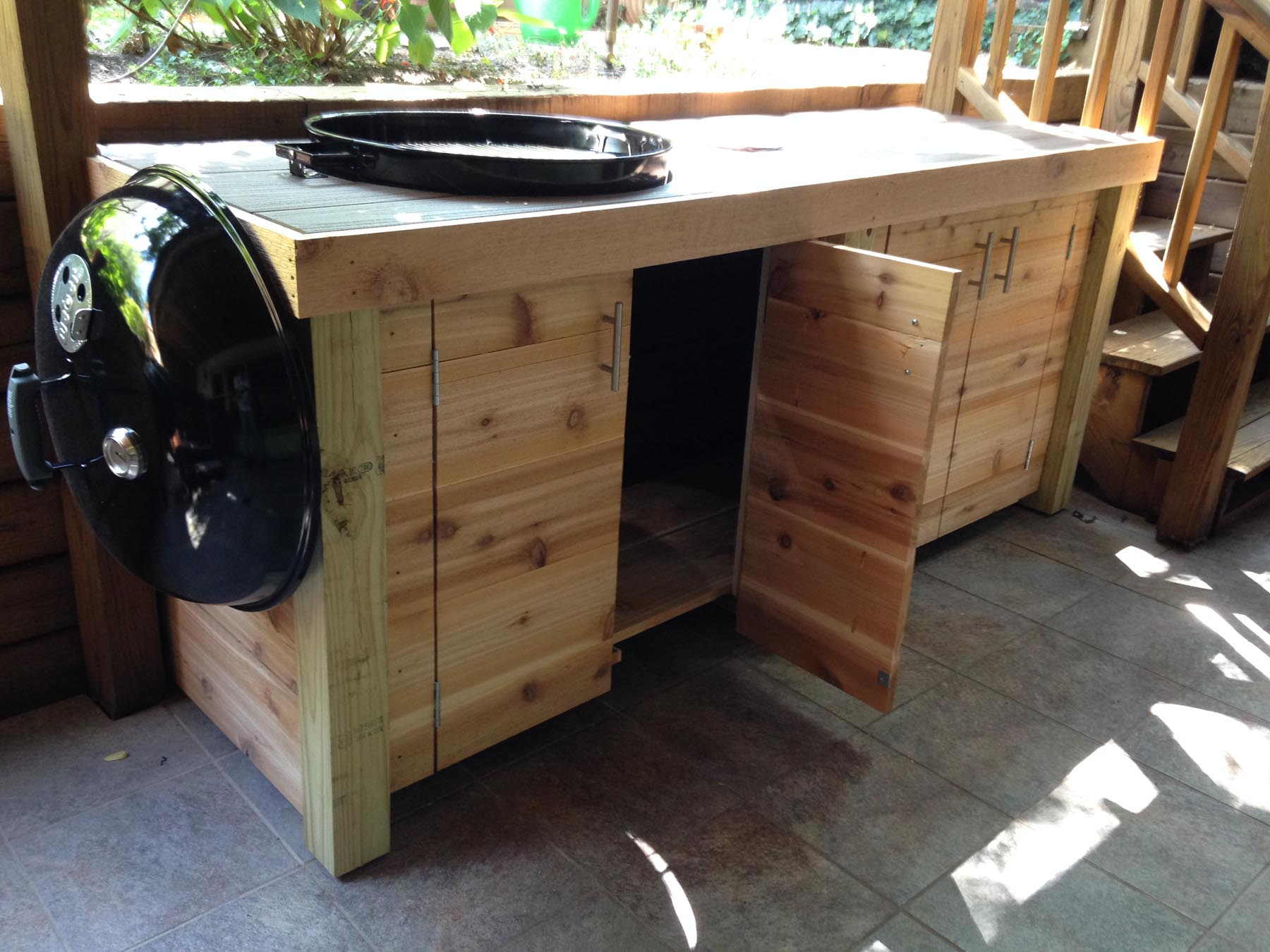 Outdoor Küche Mit Weber Spirit : Outdoor küche weber neue outdoor küche im ländle seite