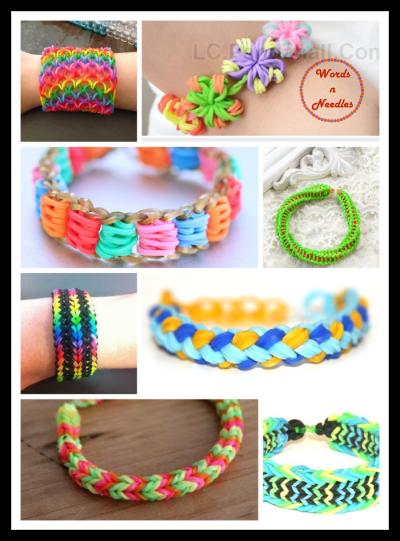 rainbow loom band bracelet tutorials crafts diy kids activities top ten