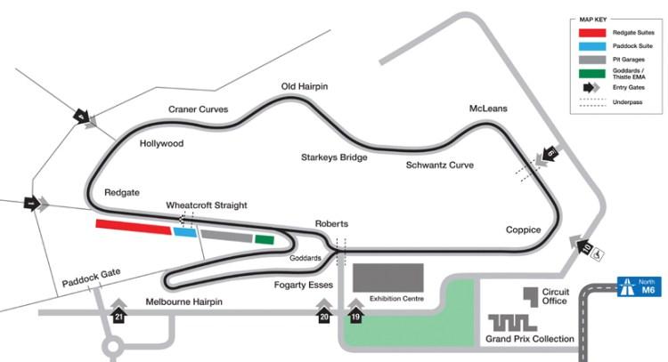 circuit racing games list