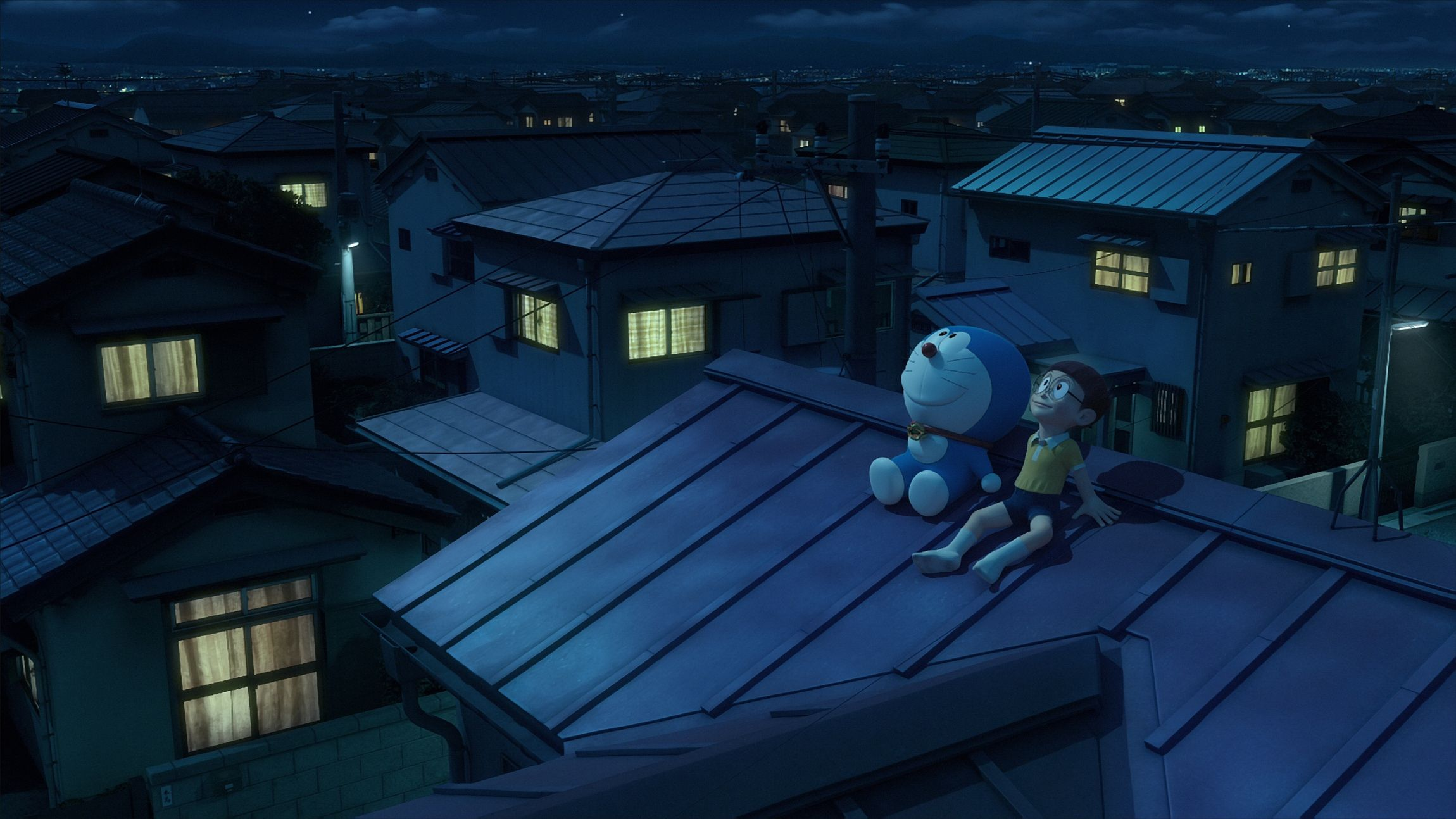 Nobita 3d Wallpaper Stand By Me Doraemon เผยชื่อไทยทางการ ตัวอย่างฉบับไทยจะ